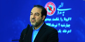 دکتر علیرضا رئیسی پس از جلسه ستاد ملی مقابله با کرونا سقوط رعایت شیوه نامهها به زیر ۴۰ درصد