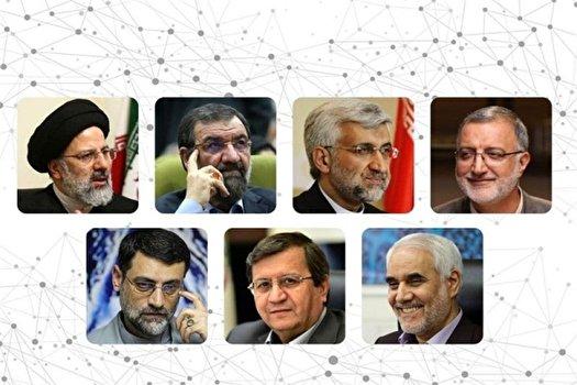 در ششمین روز از تبلیغات نامزدهای ریاست جمهوری برنامههای امروز تبلیغات نامزدها در صدا وسیما