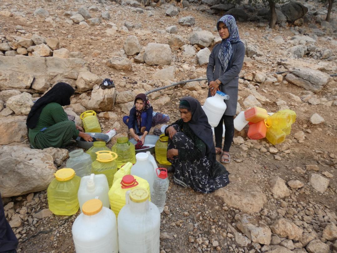 گله مندی مردم 35 روستای پایین دست لوداب از نداشتن آب شرب