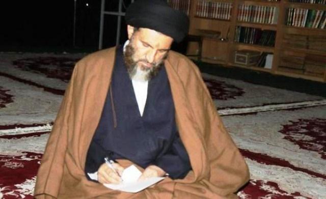 آیت الله ملک حسینی در گذشت مادر شهیدان والامقام افروز را تسلیت گفت